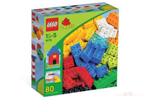 Lego Duplo. Основные элементы