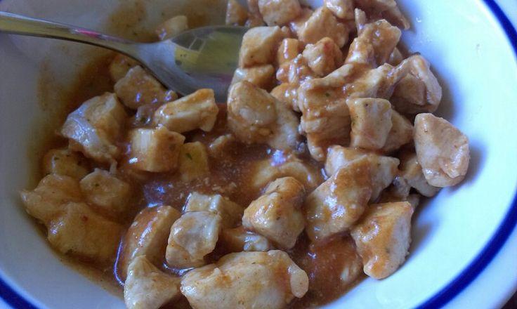 Csirkemell, mexikói chilis bab alap (bab, kukorica nélkül)