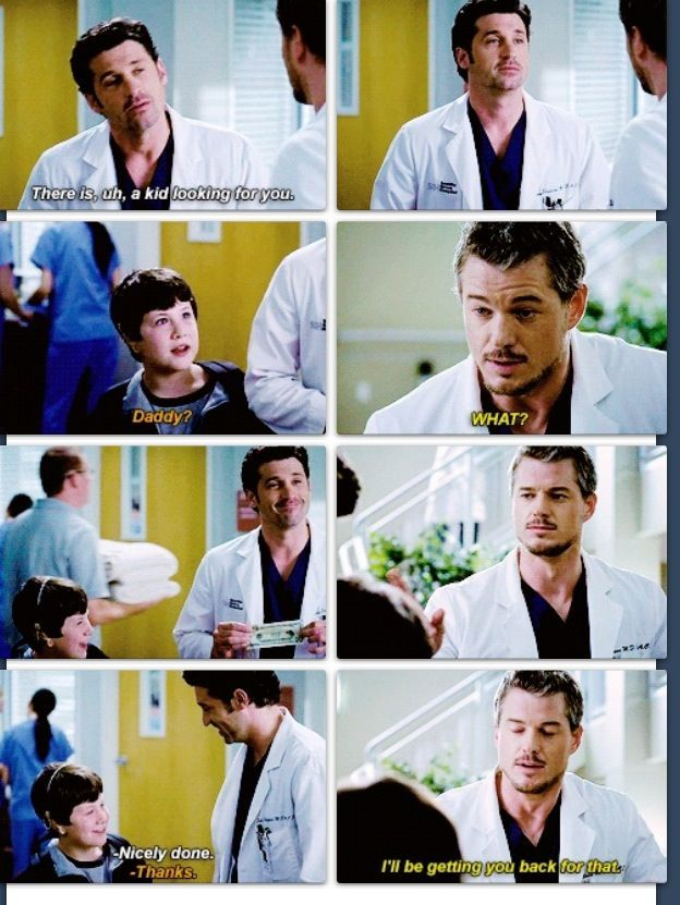 Derek tricks Sloan | GA...... my lil ol obsession ...