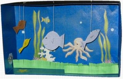 fun kids crafts 22 best diy fish tank crafts for children images on 2067
