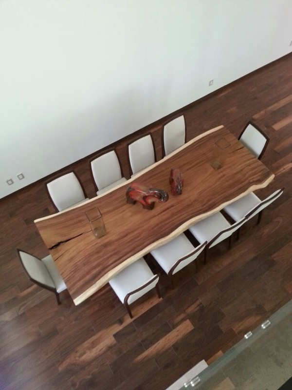 Dinning table parota wood for sale
