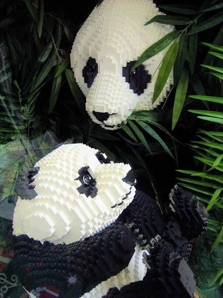 Lego - 12 Most Realistic Lego Sculptures - Oddee.com (realistic sculptures)