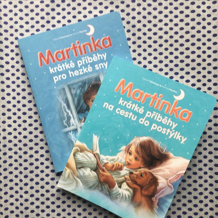 Znáte Martinku? Šest krátkých příběhů pro hezké sny s šikovnou holčičkou Martinkou v hlavní roli. Ideální četba před spaním. Kniha plná působivých ilustrací. #pohadka #kniha #martinka #deti #spani