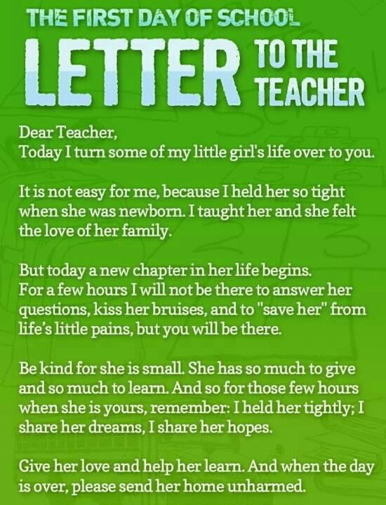 35 best Confessions of a Nerdy Teacher images on Pinterest - letter to a teacher
