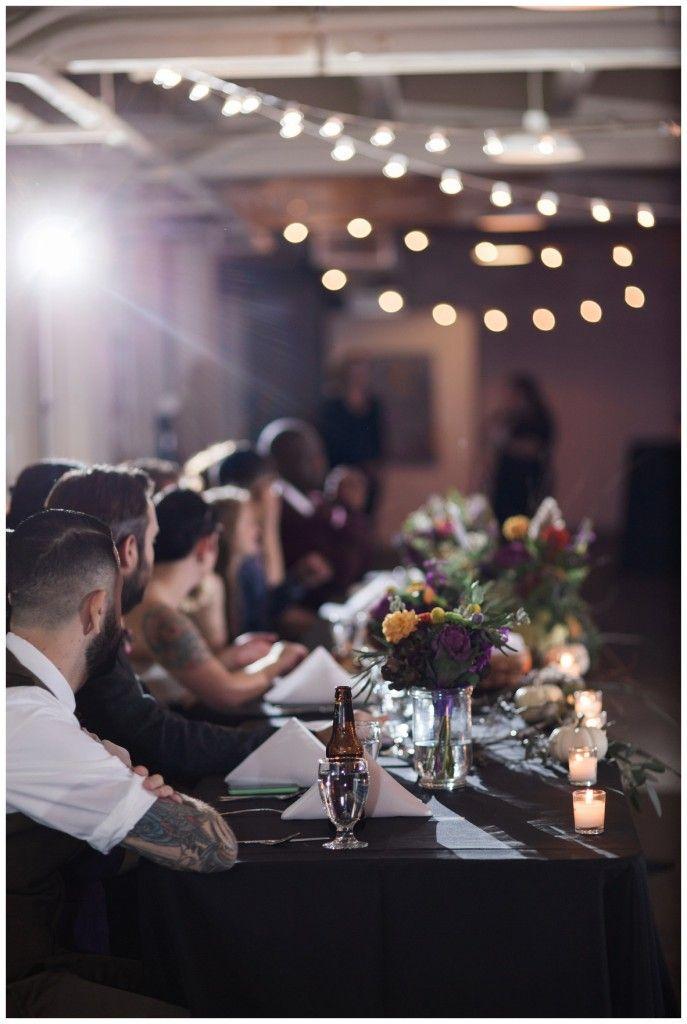 outdoor wedding ceremony sites in akron ohio%0A West   th Street Studios Halloween Wedding  Tabitha Matt