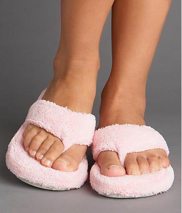 Canada Goose toronto sale store - Acorn: Spa Thong Slippers. Enjoy easy holiday shopping @Ella ...