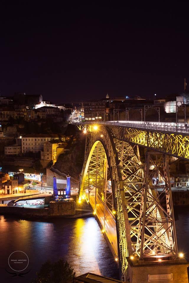 Ponte de D. Luís, Porto - Raquel Monteiro Photography.