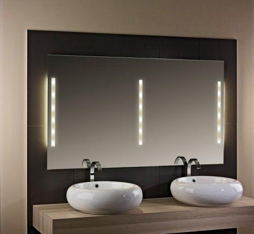 Ideal Lichtspiegel Side Badspiegel