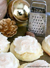 ... Cookies with Maple Butter & Fresh Nutmeg {Christmas Cookie Week #