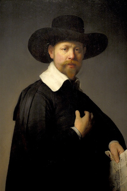 Rembrandt ~Repinned Via paul torres http://www.flickr.com/photos/mistca/2002347544/in/photostream