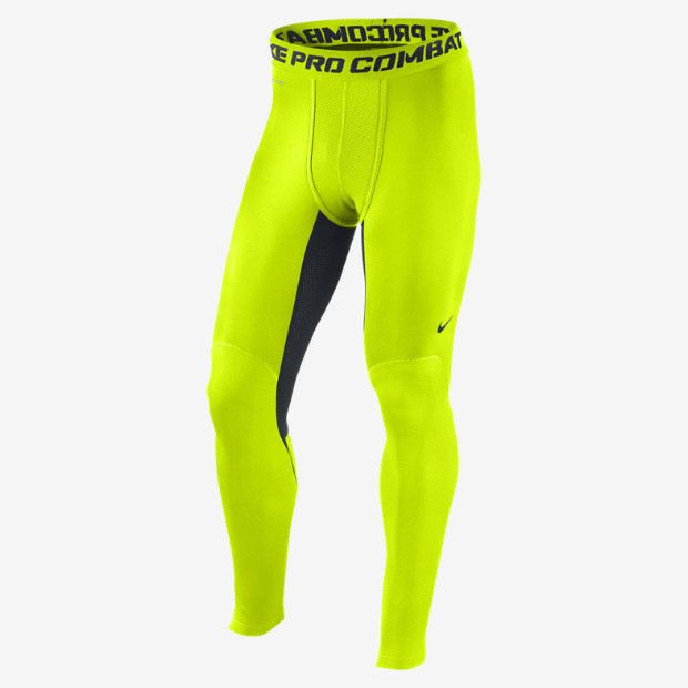 Nike Pro Combat Hyperwarm Compression Dri-FIT Max Shield Men's Tights