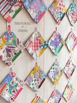楽しいファブリック   fabrickaz+idees