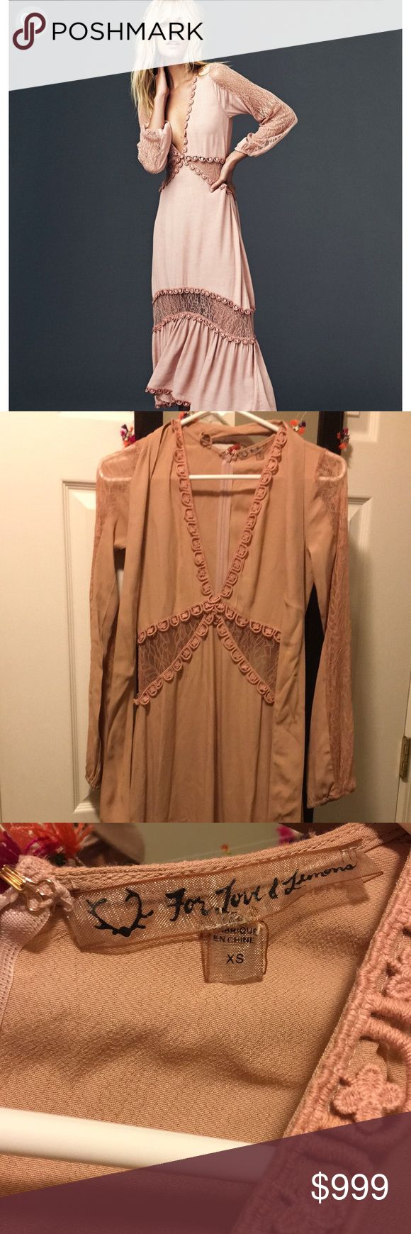 FL&L Lilou midi dress SIZE SWAP ONLY Looking to swap my xs for a SMALL ONLY. No other swaps considered. Dress is in excellent condition, tried on a few times and hand washed. No tears, pulls, stains, smells, anything. Looking for small in similar condition. For Love and Lemons Dresses Midi