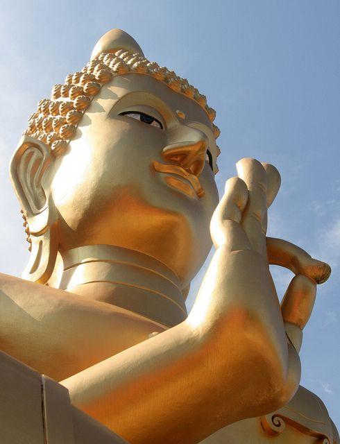 Buddha overlooking Pattaya