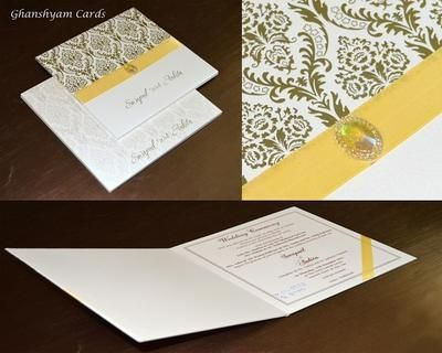 Ghanshyam Cards Info & Review | Invitations in | Wedmegood