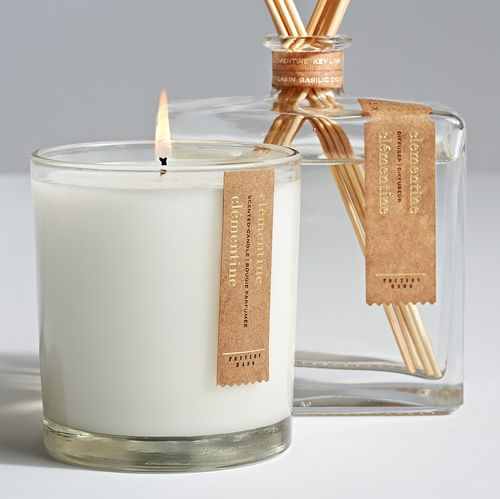 Pottery Barn Homescent Redesign via @The Dieline