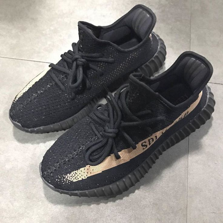 A Preview Of The adidas Yeezy Boost 350 v2s For Black Friday