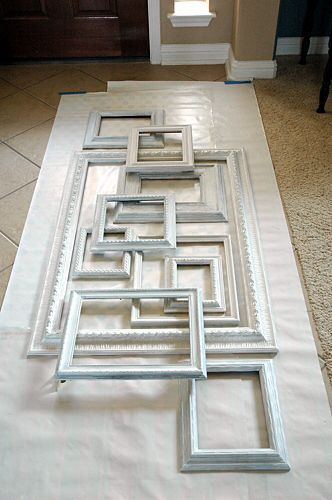 Best 25+ Empty picture frames ideas on Pinterest | Wall ...