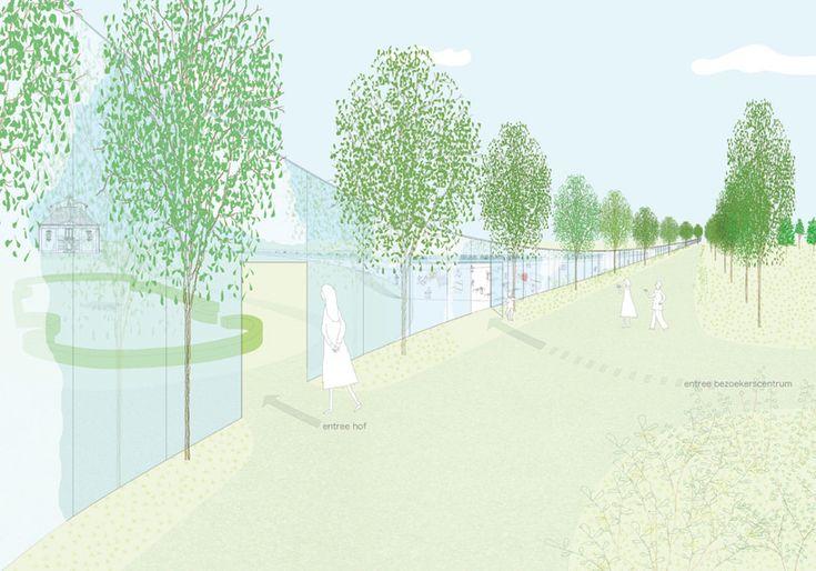 junya ishigami park groot vijversburg designboom