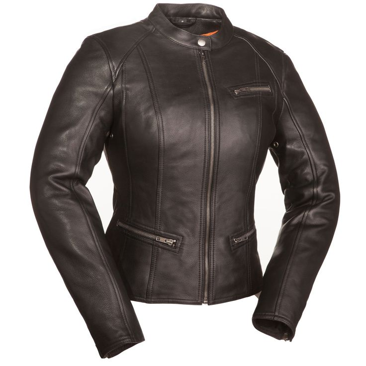 First Classics First Fashionista Ladies Scooter Jacket - Motorcycle House
