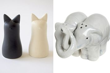 20 Adorable Salt And Pepper Shakers That'll Spice Up Your Kitchen
