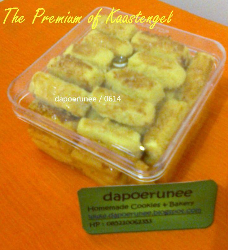 The premium of Kaastengels from dapoerunee