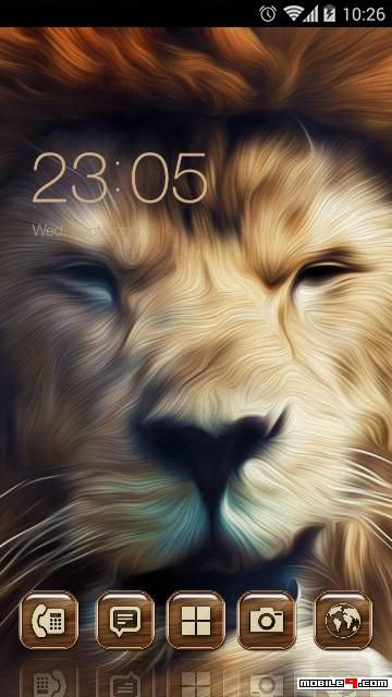Tmc423 Lion - Tap to see more beautiful #live wallpapers! - @mobile9
