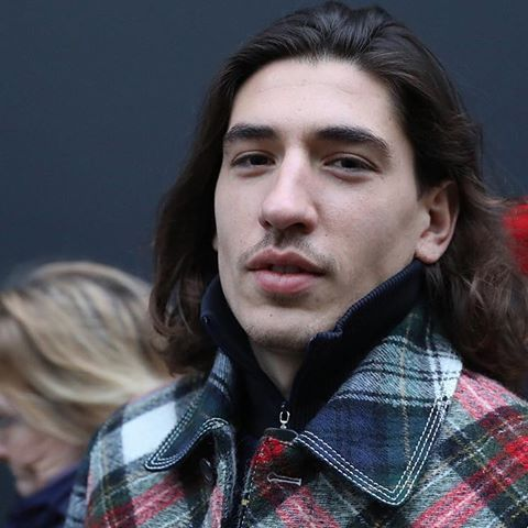 Hector Bellerin #Swag #awesome #cool #mensfashion #style