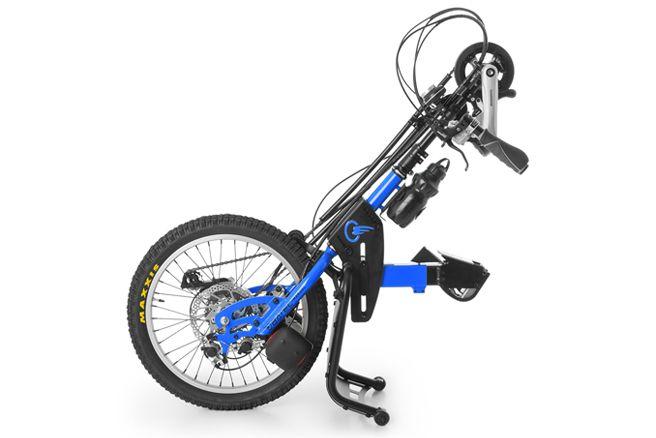Batec Handcycle for Quadraplegics.