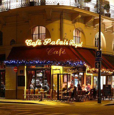 Le Bal Caf Ef Bf Bd Paris France