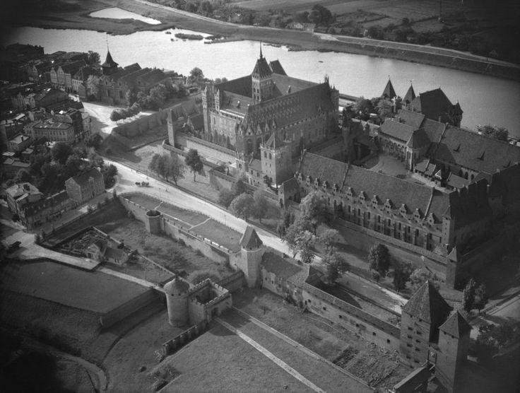Zamek w Malborku | Histografy