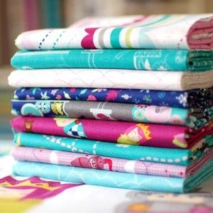 Storybook Lane Playset Kit from Warp & Weft | Exquisite Textiles