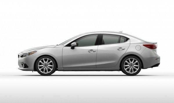 2014 Mazda 3 Silver 600x355 2014 Mazda 3 Full Reviews