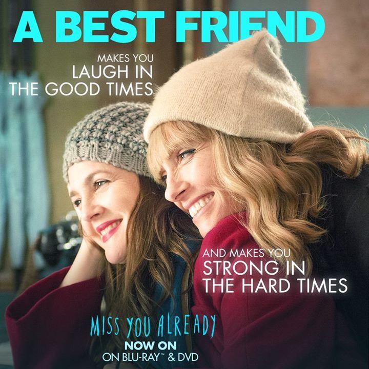 Miss You Already movie