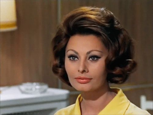 "You got:You got: Sophia Loren  You're captivating, endearing, and have a dazzling personality — someone who lights up the room the moment you walk in. Your most iconic films: ""Marriage Italian Style,"" ""Two Women,"" and ""Yesterday, Today and Tomorrow"""