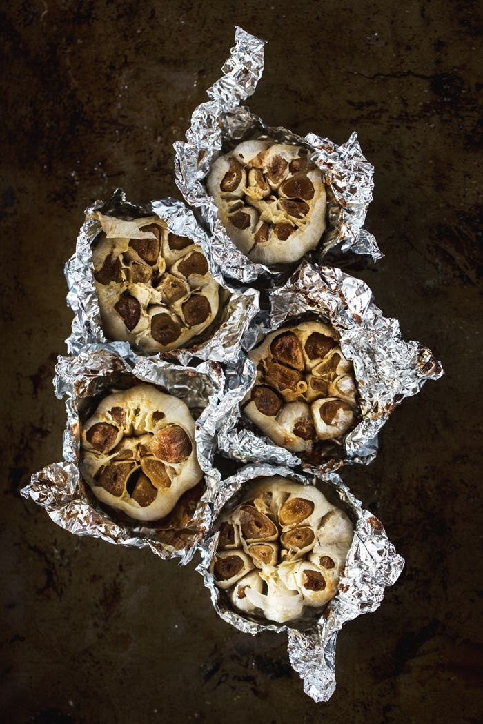 Learn how to roast garlic in the oven. You'll be surprised to find out how easy it is to enhance the flavor of your ordinary recipes with this simple ingredient.