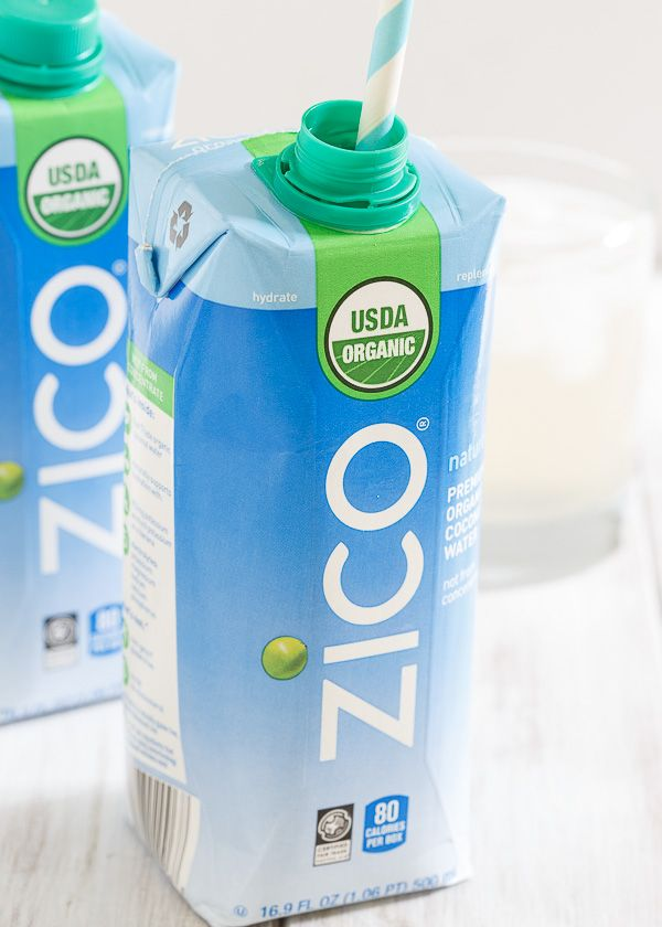 It's not just the hydration factor though that it's got going for it, coconut water is a drink we should all be consuming and here's why.