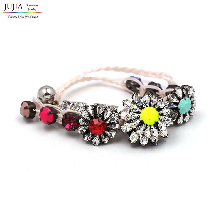 >> Click to Buy << New arrive shourouk bracelet brand Fashion high quality crystal shourouk bracelets & bangles for women jewelry wholesale price #Affiliate
