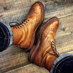 Must have boots for men⋆ Men's Fashion Blog - TheUnstitchd.com