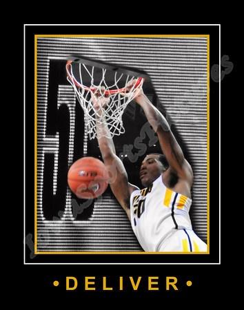 Jarryd Cole (Forward) - Iowa Hawkeye Basketball 2010-2011