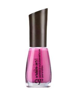 Cyº nails in! de Cyzone - Todo lo que buscas en un esmalte (Tono Strawberry in) #PrimerasVecesbyCyzone
