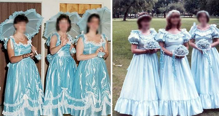 The 21 best Nightmare Bridesmaid dresses images on Pinterest ...
