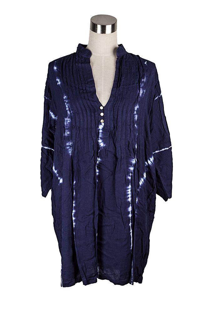 Namastai Tie Dyed kaftan/Tunic  $89.95