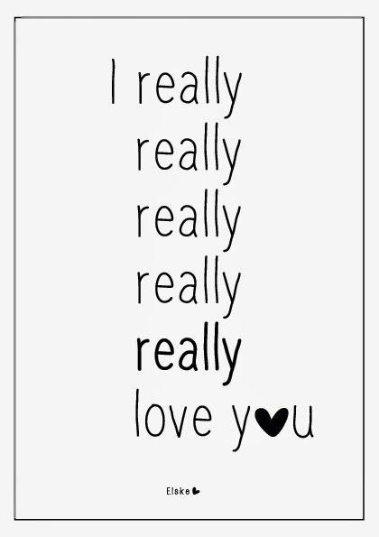 really - Elske