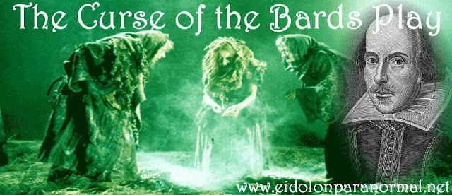 Eidolon Paranormal Australia: Curses: The Curse of the Bards Play