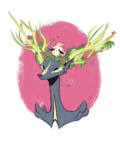 Pokemon-Fairy Snuggles