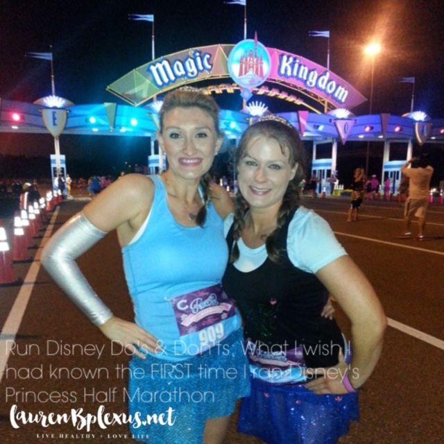 RunDisney Do's & Don'ts: What I wish I had known the FIRST time I ran Disney's Princess Half Marathon