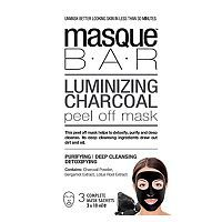 Masque Bar: Luminizing Charcoal Peel Off Mask