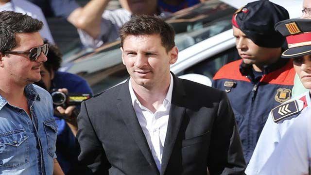 Kasus Penggelapan Pajak Lionel Messi  http://prediksiskorbolajitu.com