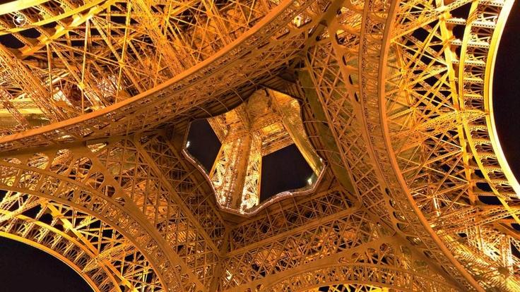 Paris Impressions  Otherwise Eiffel Tower